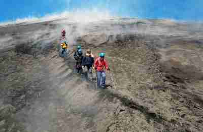 escursione etna crateri 3300mt