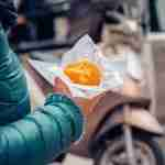 arancino street food catania tour