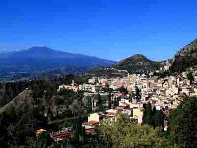 taormina vista Etna - Tour escursioni guidate
