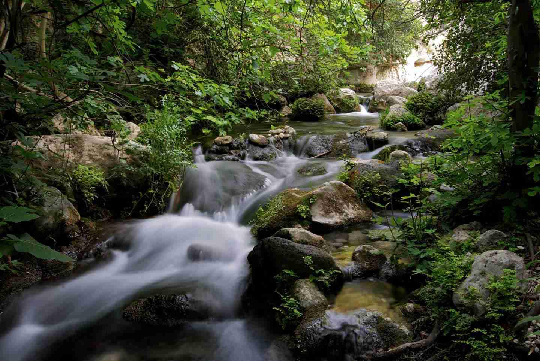 trekking natura valle dell'anapo