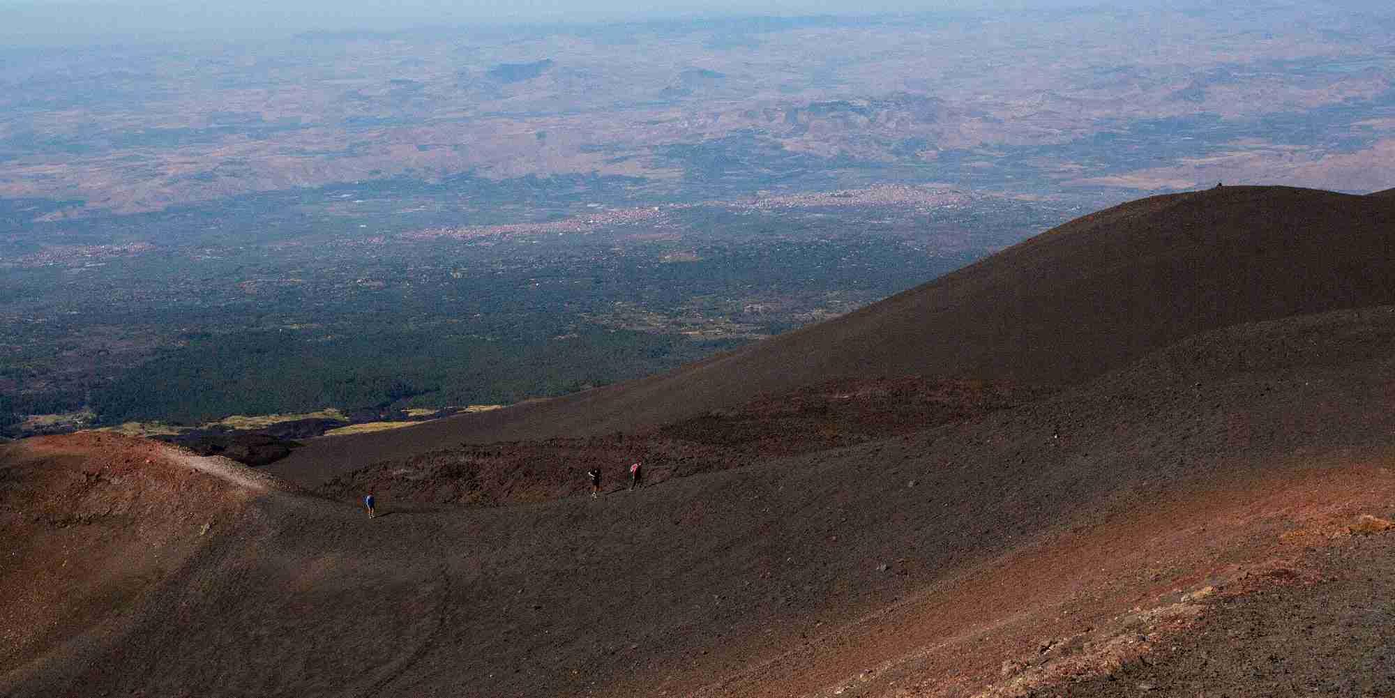 panorama etna tour dai crateri silvestri